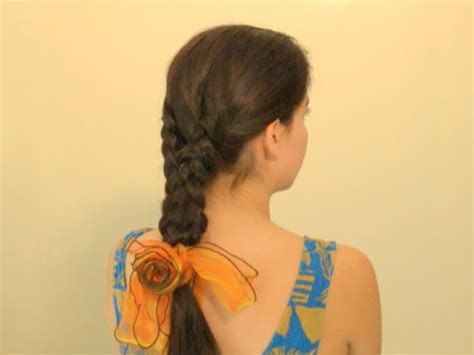 make a fishtail braid wikihow 3 ways to make a mermaid tail side braid wikihow