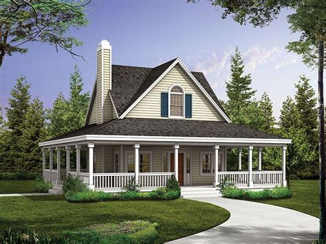 Country Home Plans Plan 057h 0040 Find Unique House Plans Home Plans And