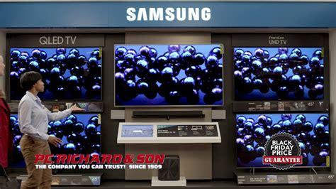 samsung q led tv price black friday price guarantee on samsung qled tvs at p c richard