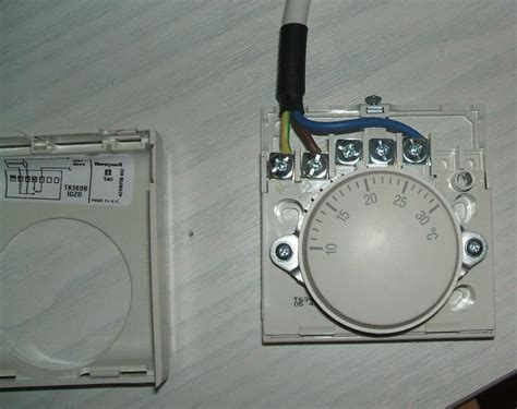 variac honeywell t6360 thermostat wiring d i y kit