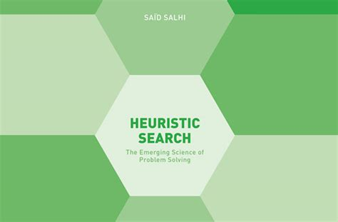 professor said salhi publishes heuristic search the