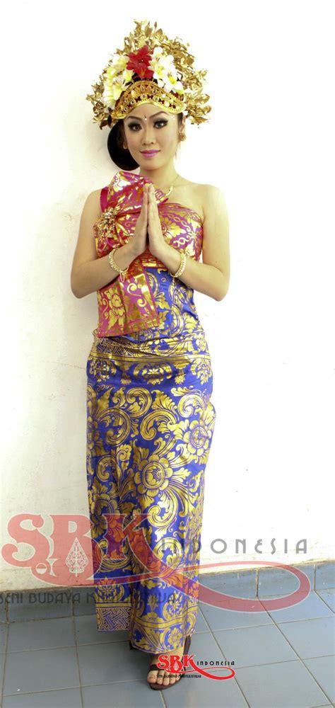 Baju Adat Baju Karnaval Anak Baju Bali seni budaya khatulistiwa sbk proud of being indonesia