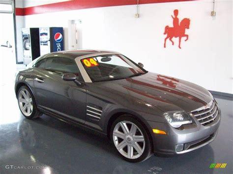 2004 graphite metallic chrysler crossfire limited coupe 27234914 gtcarlot car color