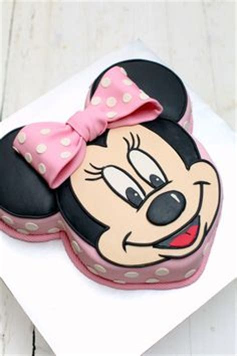 tutorial gambar mickey mouse how to make a minnie mouse head cake google search
