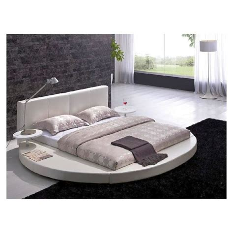 round platform bed frame check out these 17 contemporary round bed frame designs