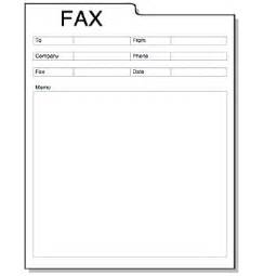 fax template free powerpoint templates free cover sheet