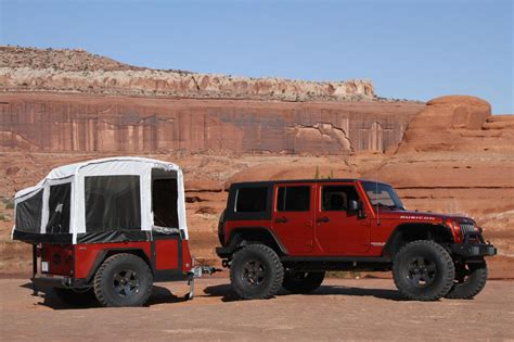 jeep trailer trail edition cers from jeep and mopar for extreme off
