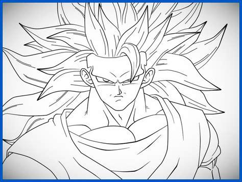 dibujos a lapiz de goku 2017 dibujos de goku archivos dibujos de dragon ball z