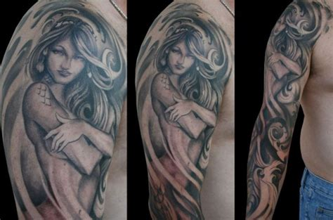 black and grey or colour tattoo black and grey tattoos tattoovoorbeeld