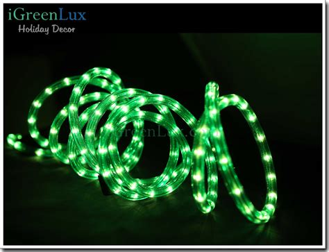 incandescent rope lights igreenlux