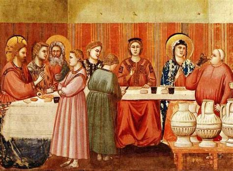 Wedding Feast At Cana In Matthew by Do As You Are Told Bibleverse January 17th St