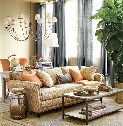 36 Charming Living Room Ideas Decoholic How To Decorate Sofa With Pillows