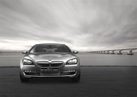 future bmw 3 series bmw 6 series coupe concept released autoevolution