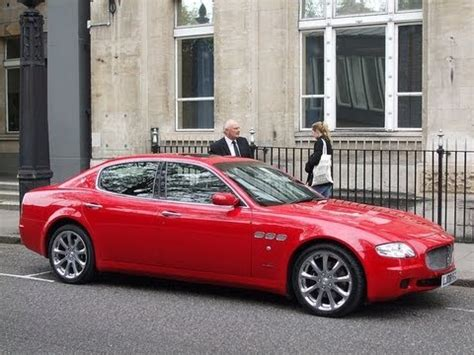 red maserati quattroporte maserati quattroporte in exclusive red youtube