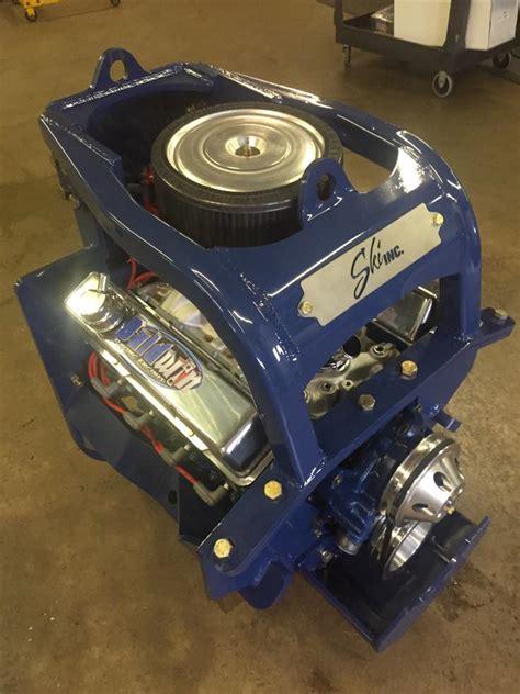 baldwin motor 383 sbc roller derby engine baldwin racing engines