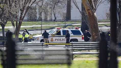 shooting near white house secret service responds to man who shot himself near white house abc7 com