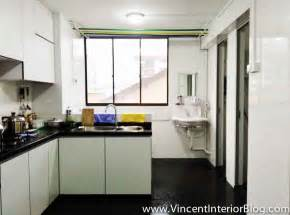 resale 3 room hdb renovation kitchen amp toilet by plus modern kitchen and living room interior design