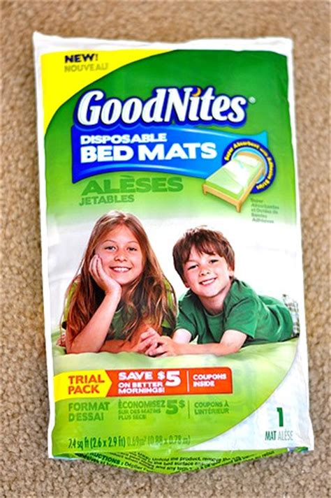 Bed Mats For Potty by Great For Potty Goodnites Disposable Bed Mats