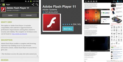 player update for android adobe flash player update for android 28 images les mises 224 jour d adobe flash player air