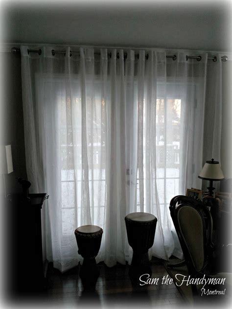 drapery installation service curtain rod installation service blinds drapery