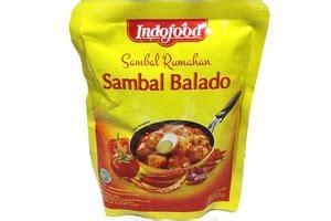 indofood sambal rumahan sambal balado 7 05oz 089686401820