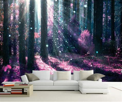 forest wallpaper for bedroom forest wallpaper bedroom forest waterfall nature