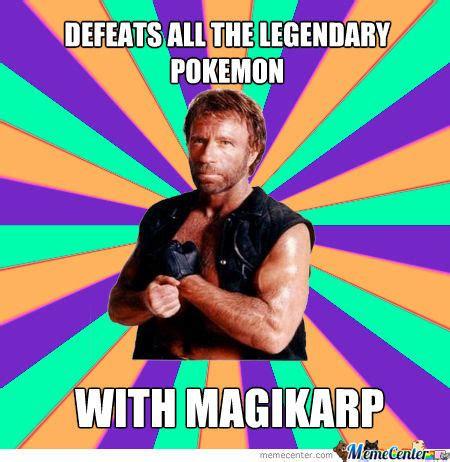 Chuck Norris Pokemon Memes - i don t always make pokemon memes but when i do they