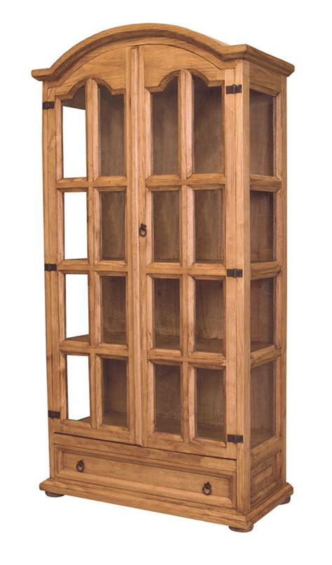 Curio Cabinet Plans by Bench Wood March 2015