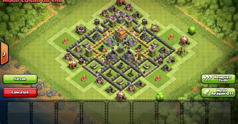 Layout Iniciante Cv 7 | layout cv 7 clash of clans iniciante bg online