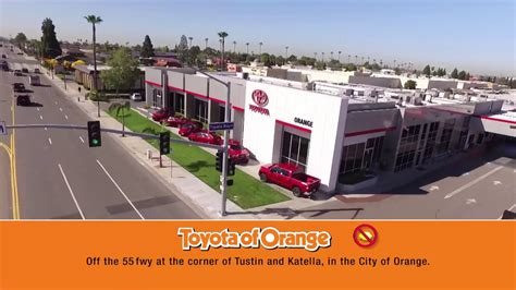 toyota dealership number toyota of orange is the number 1 in orange county number