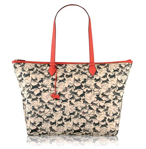 Botkiers Bags For Summer 2007 by Frumpy To Funky New Illustrated Print For Radley S