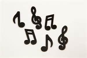 notes de musique noires d 233 co de table lafeteagogo achat