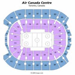 seating map air canada centre air canada centre seating chart air canada centre tickets