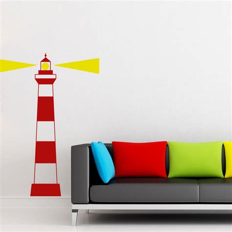lighthouse wall stickers lighthouse wall decals