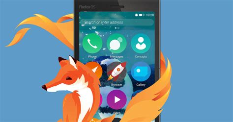 mobile firefox os mozilla annonce l abandon de os mobile firefox os l