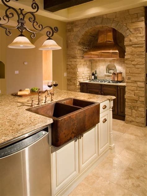 tuscan style flooring tuscan style kitchen ideas pictures remodel and decor