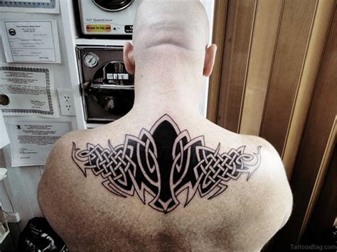 black shamrock tattoo 100 outstanding celtic tattoos for back