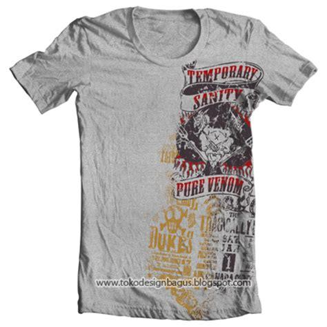 Kaos Distro Guess 3 venom ii desain kaos desain t shirt desain baju