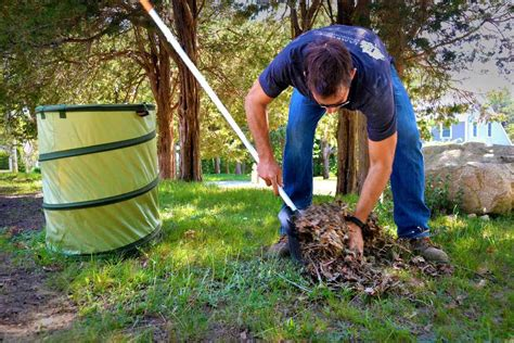 fall yard clean up tips for your new home fiskars