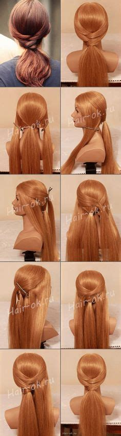 easy hairstyles you can do with one hand 1000 images about fabulous and simple hair you can do