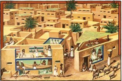 imagenes de viviendas egipcias casas egipcias viaje al antiguo egipto sco