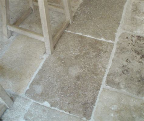 Limestone Floor by Reclaimed Limestone Oak Flooring
