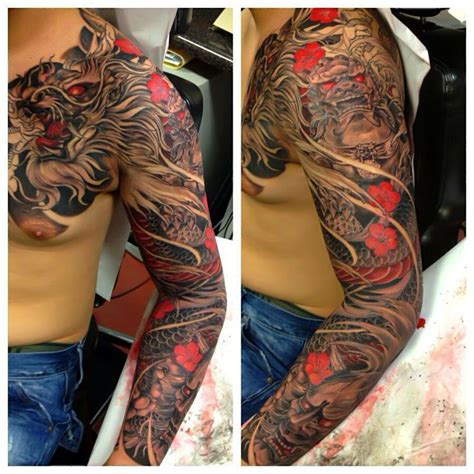 japanese inspired tattoos japanese style tattooing tattoos and the tattooed