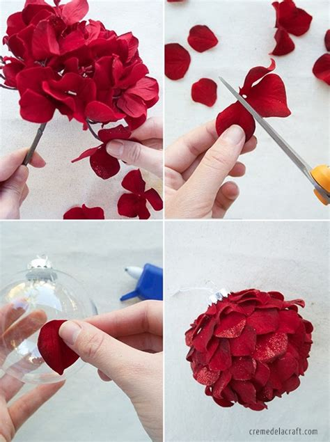 How To Make Handmade Paper With Flower Petals - 25 simple craft ideas for 2015