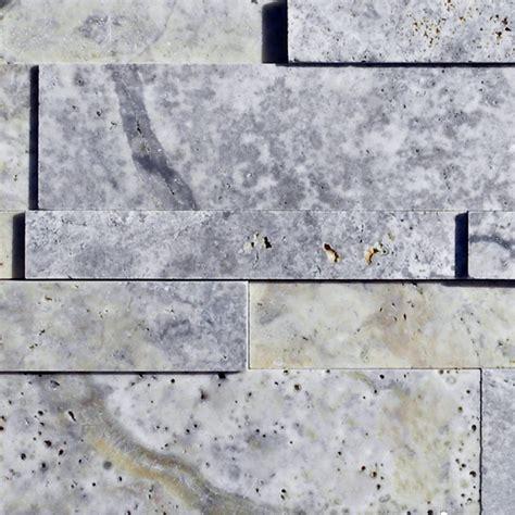 stack stone travertine sandstone bluestone granite silver travertine stack stone qdisurfaces