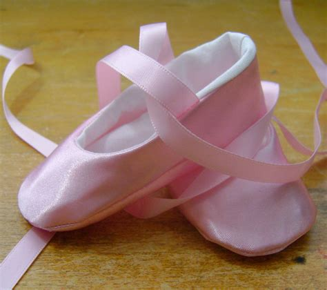 baby ballet slippers kitchen dining