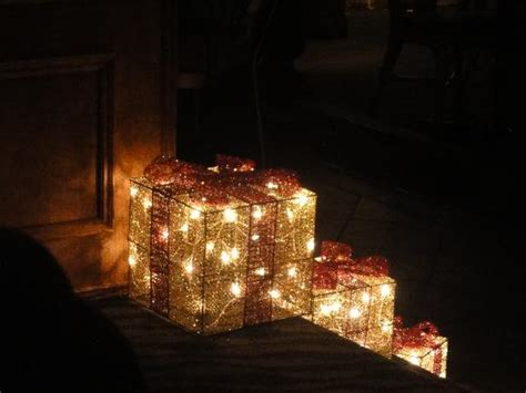 christmas light box ideas christmas decorating
