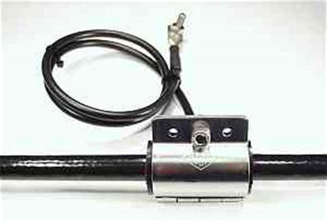Kabel Grounding 10mm wimo erdungsschelle f 252 r 10mm kabel antennenzubeh 246 r