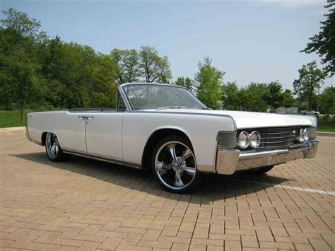 lincoln continental 1965 for sale 1965 lincoln continental for sale classiccars cc