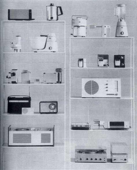 dieter rams bookshelf of items i this juicer
